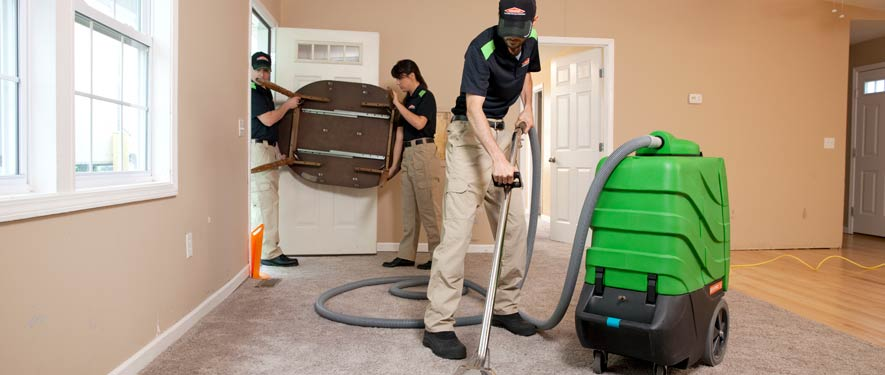 Arlington, MA residential restoration cleaning